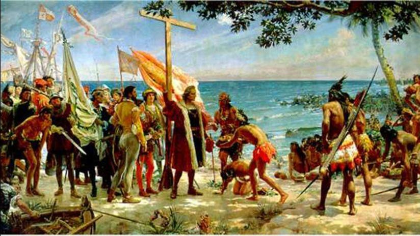 Conoce En Esta Galeria Os Mitos Alrededor De La Llegada De Cristobal Colon A America
