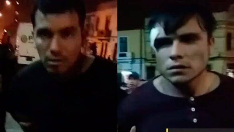 Dos de los asesinos de policía fueron capturados