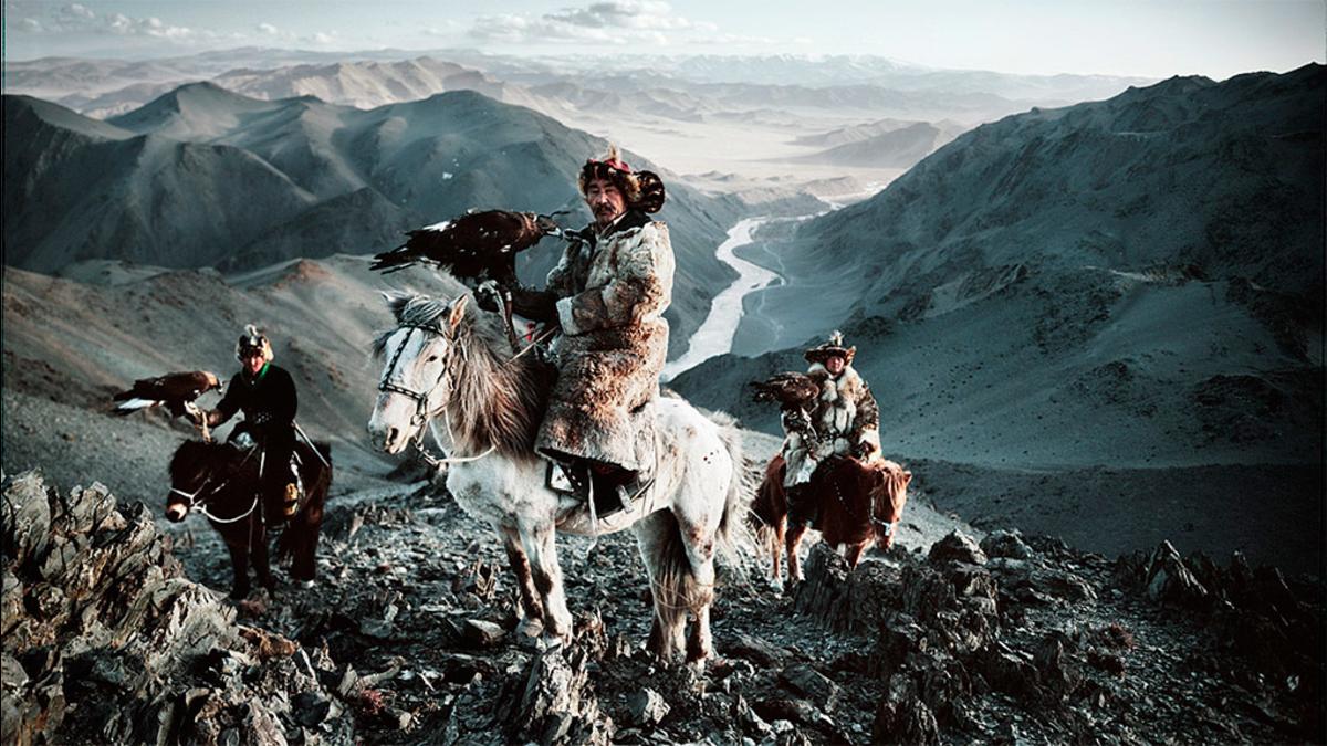 Fotos  As es el retrato de 11 tribus alrededor del mundo