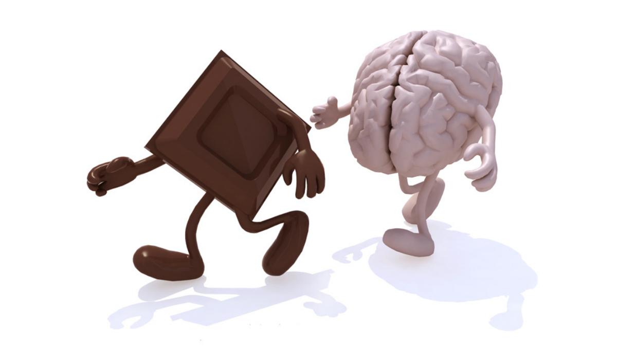 Cómo un verdadero chocolate hace un cerebro saludable
