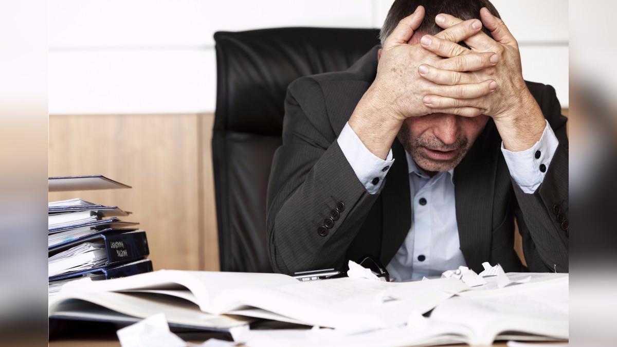 Estrés laboral y presión arterial