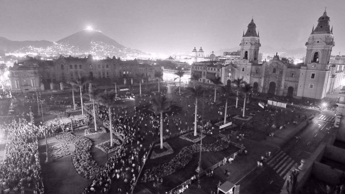 El Perú y el mundo apagarán sus luces en la Hora del Planeta