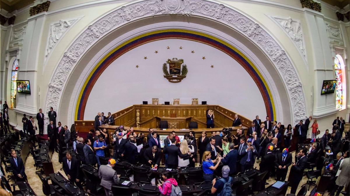 El Tribunal Supremo de Venezuela asumió las competencias del Parlamento