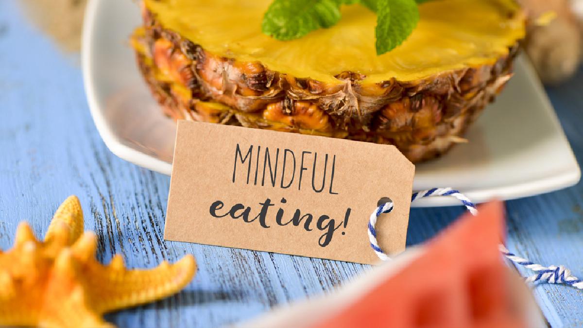 Cuando la 'alimentación consciente' ayuda a bajar de peso