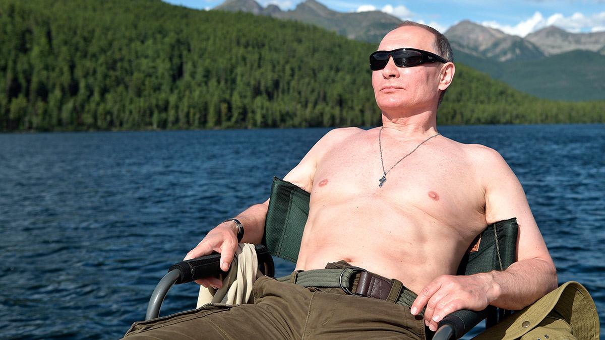 Vladimir Putin destroza la ideología de género
