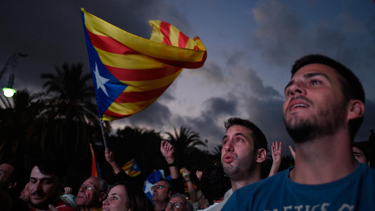 Cataluña proclamó su independencia de España
