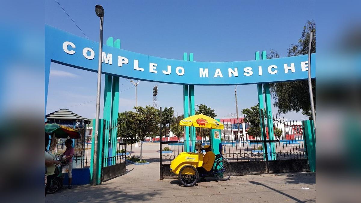 El Complejo Mansiche es uno de los más visitados en Trujillo. | Fuente: RPP | Fotógrafo: Caren Layza