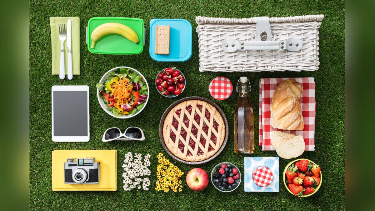 como hacer un buen picnic familiar