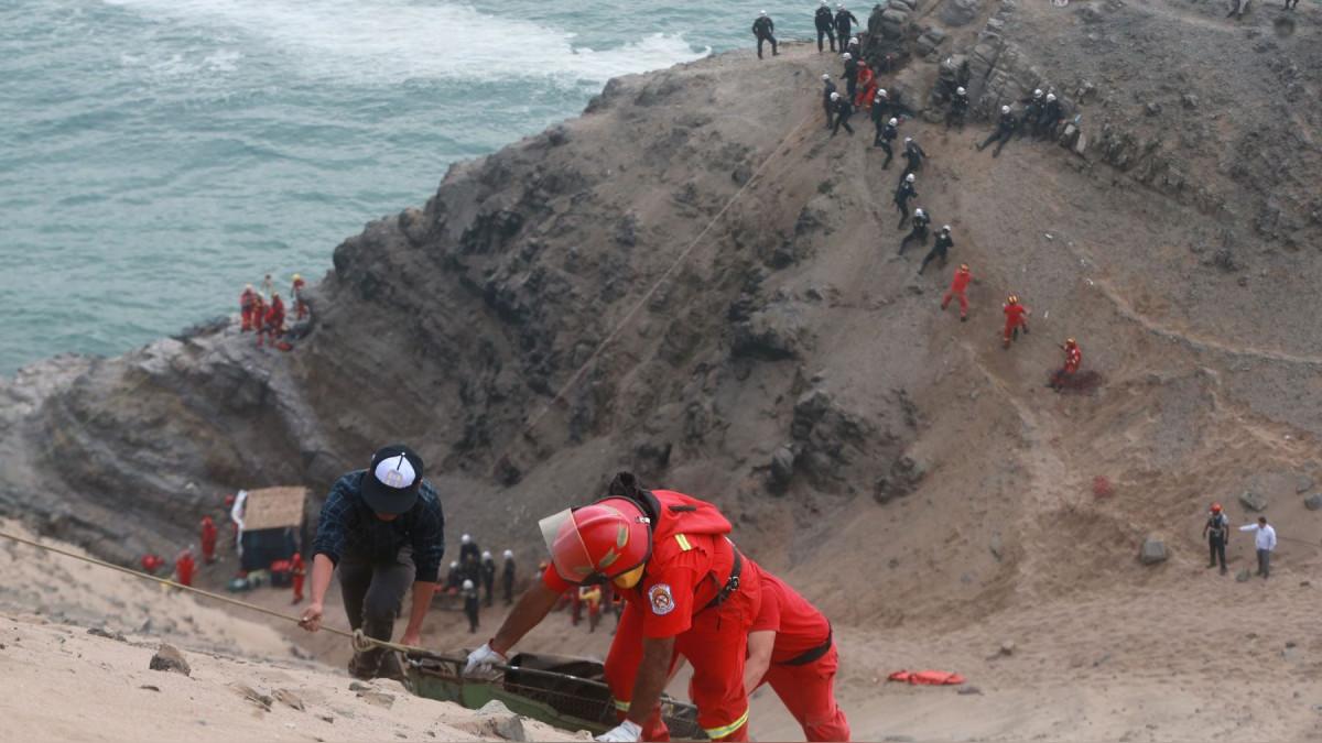 Ninguna de las 68 adendas a concesiones viales en Perú especifica infraestructura para seguridad