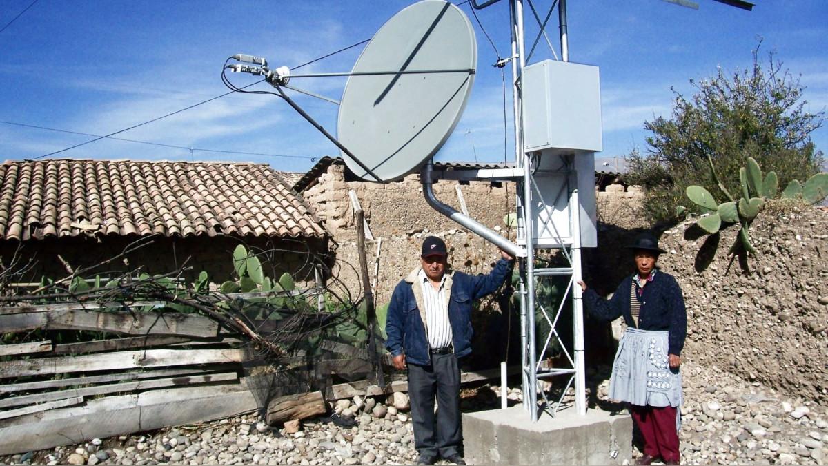 Conectividad Perú