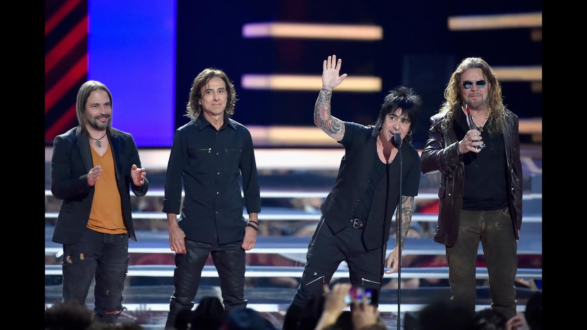 Maná recibió el premio a la trayectoria de los Billboard Latino.