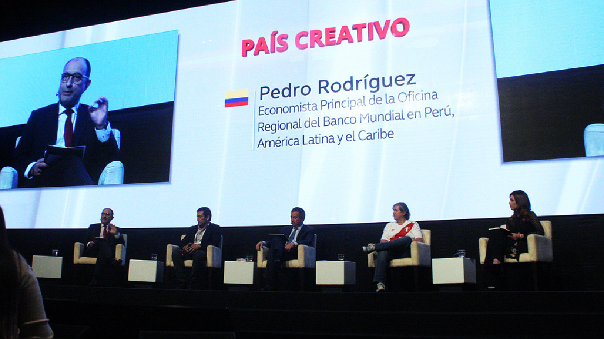 I Foro Integración al Bicentenario: Esto proponen los expertos para que el Perú sea más innovador.