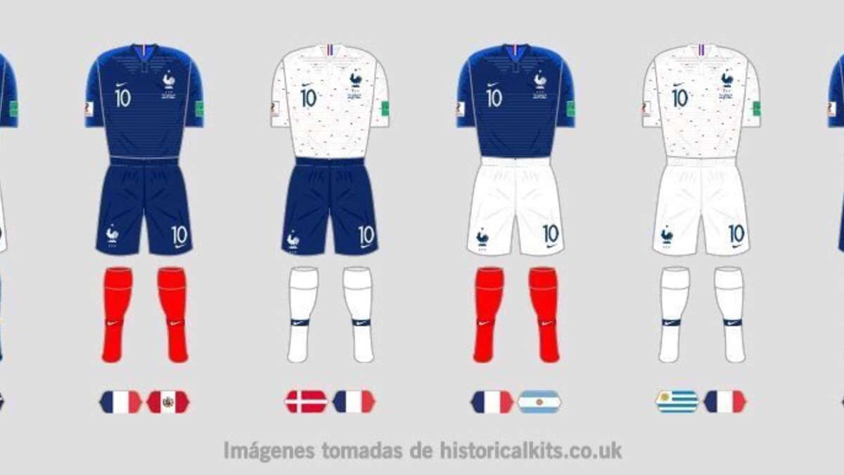 73c868eba Francia vs Croacia