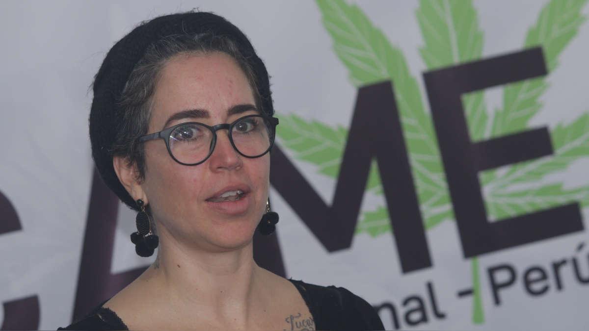 Francesca Brivio sobre el cannabis medicinal: