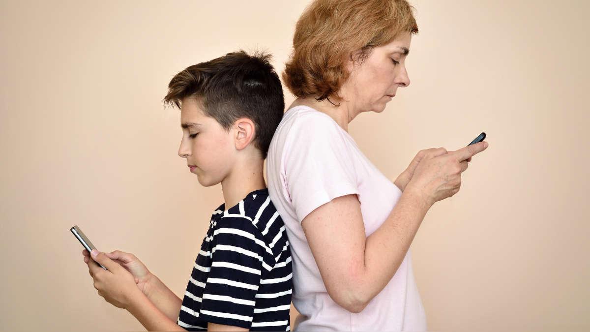 ¿La tecnología fomenta la desunión familiar?