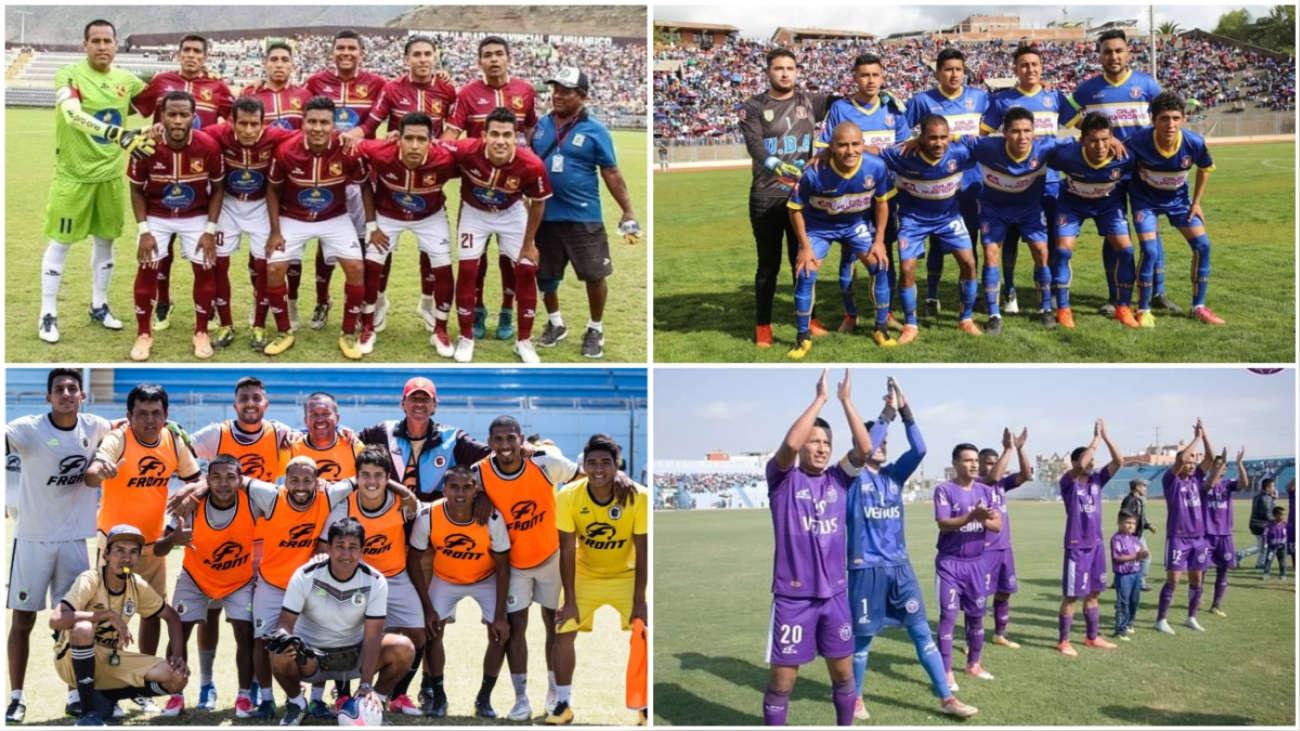 Copa Perú 2018: programación de los partidos de vuelta de los cuartos de final del 'fútbol macho'