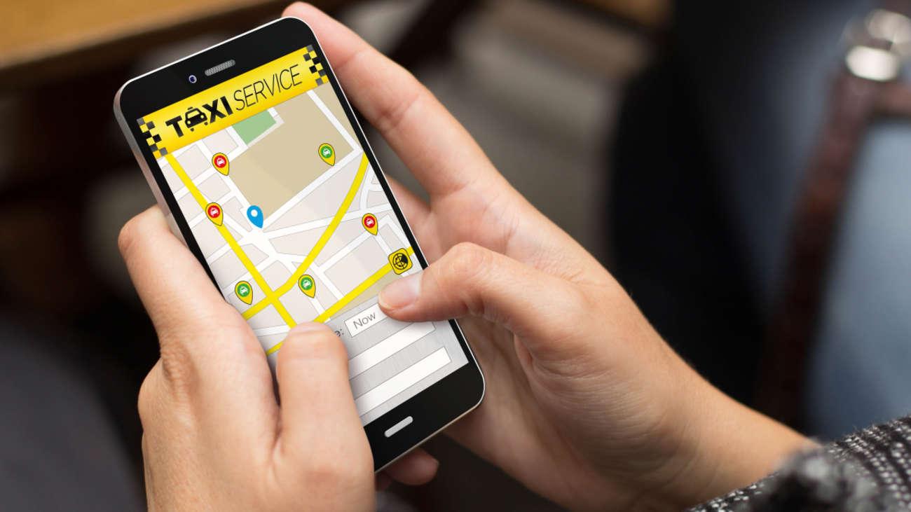 Taxis por aplicativo: ¿cómo usarlos de forma segura?