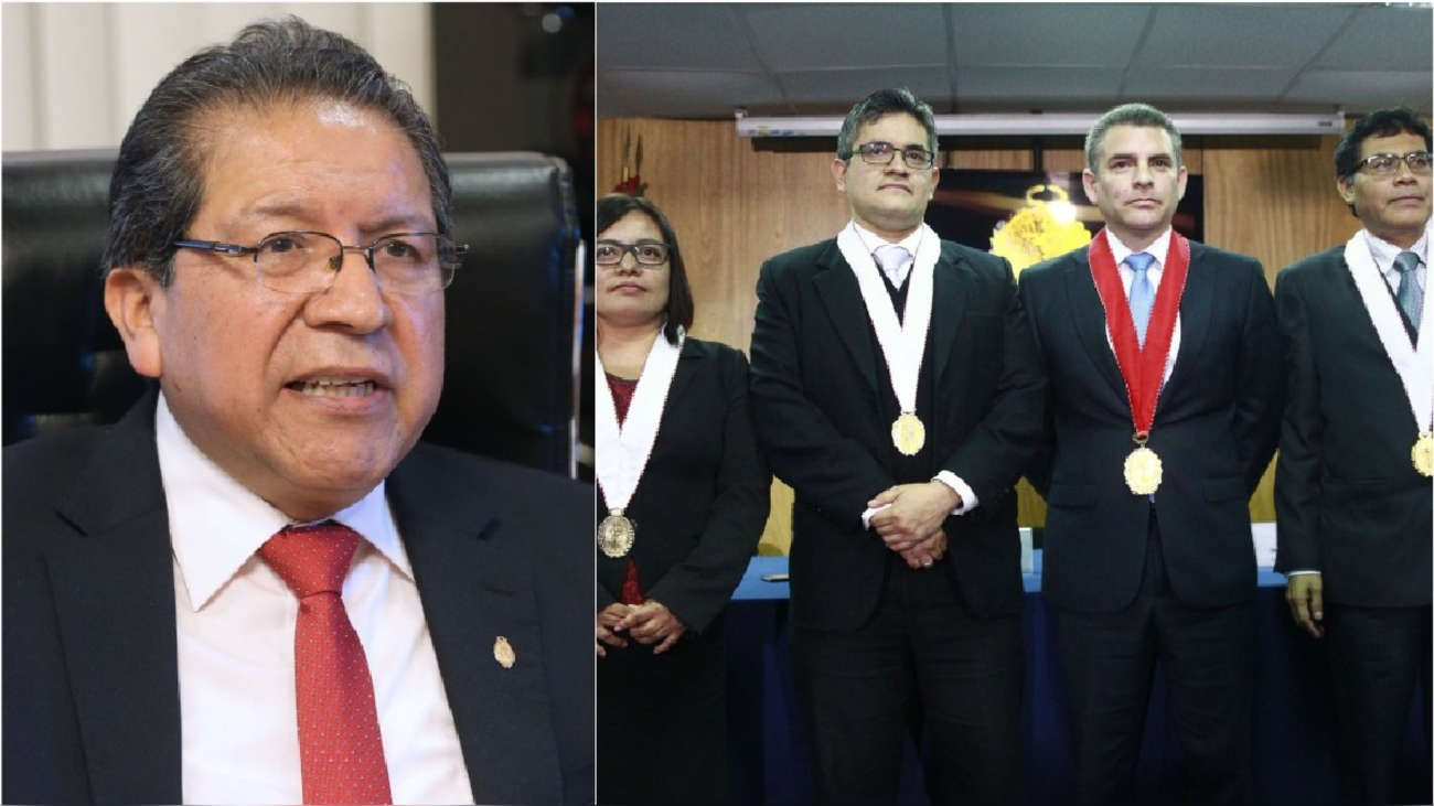 Sánchez a Chávarry: Los fiscales de casos emblemáticos necesitan respaldo y tranquilidad en el cargo