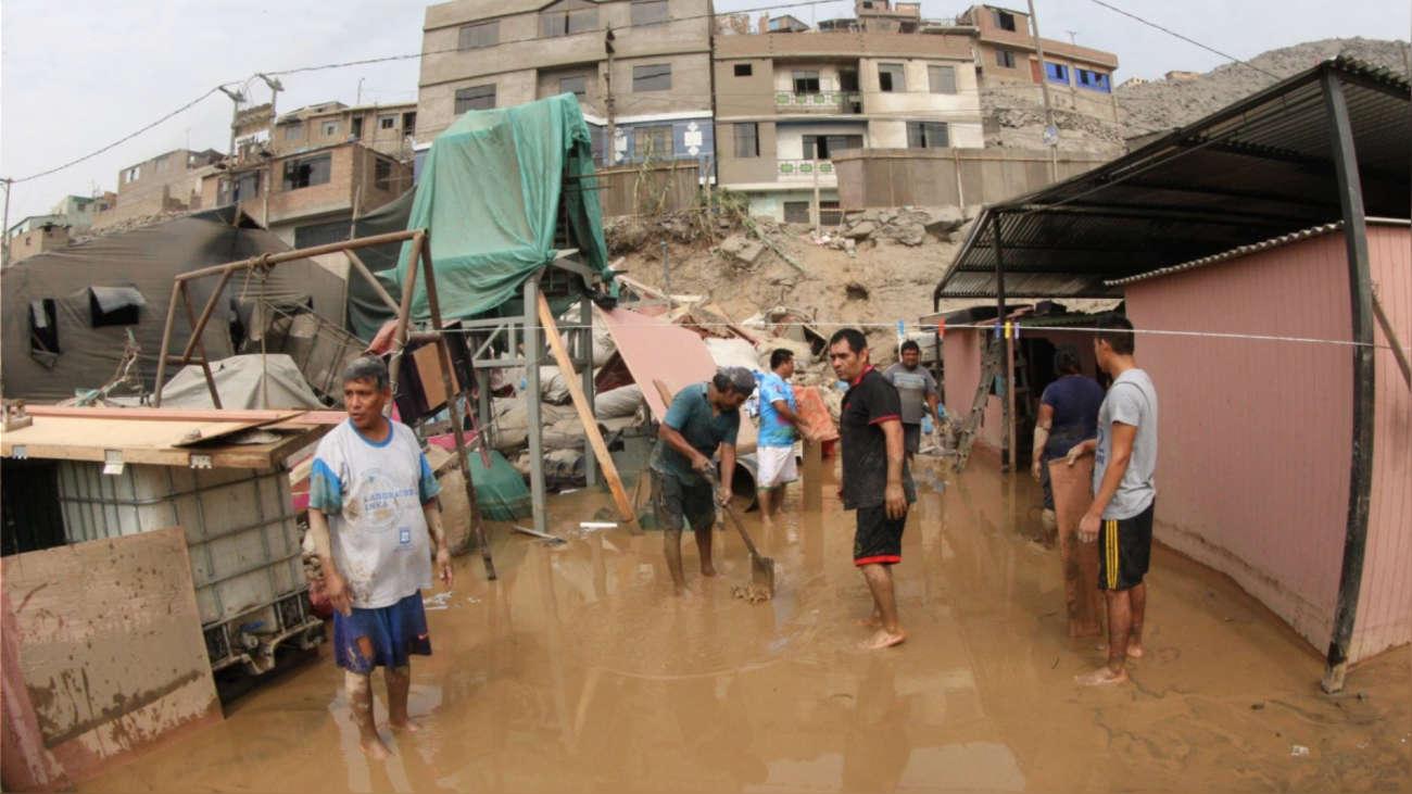 Análisis | Qué falta para evitar los desastres por las lluvias y los huaicos en Perú