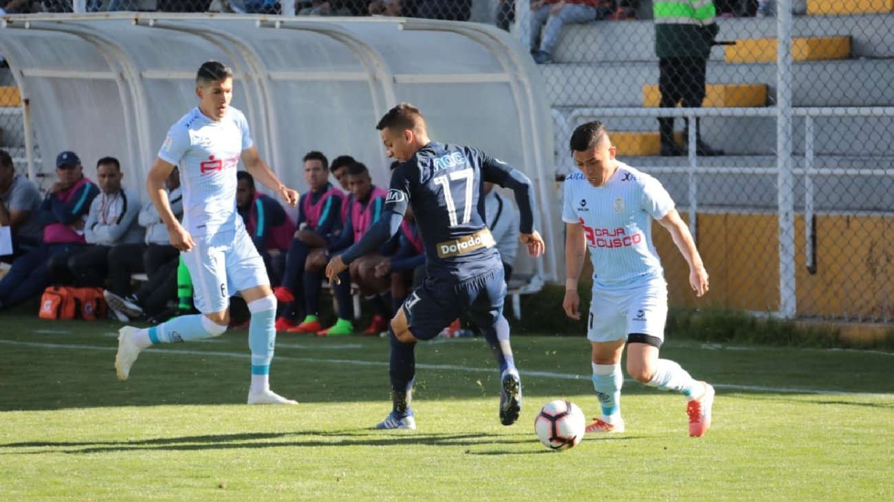 Alianza Lima cayó 2-1 ante Real Garcilaso por la Liga 1 Movistar