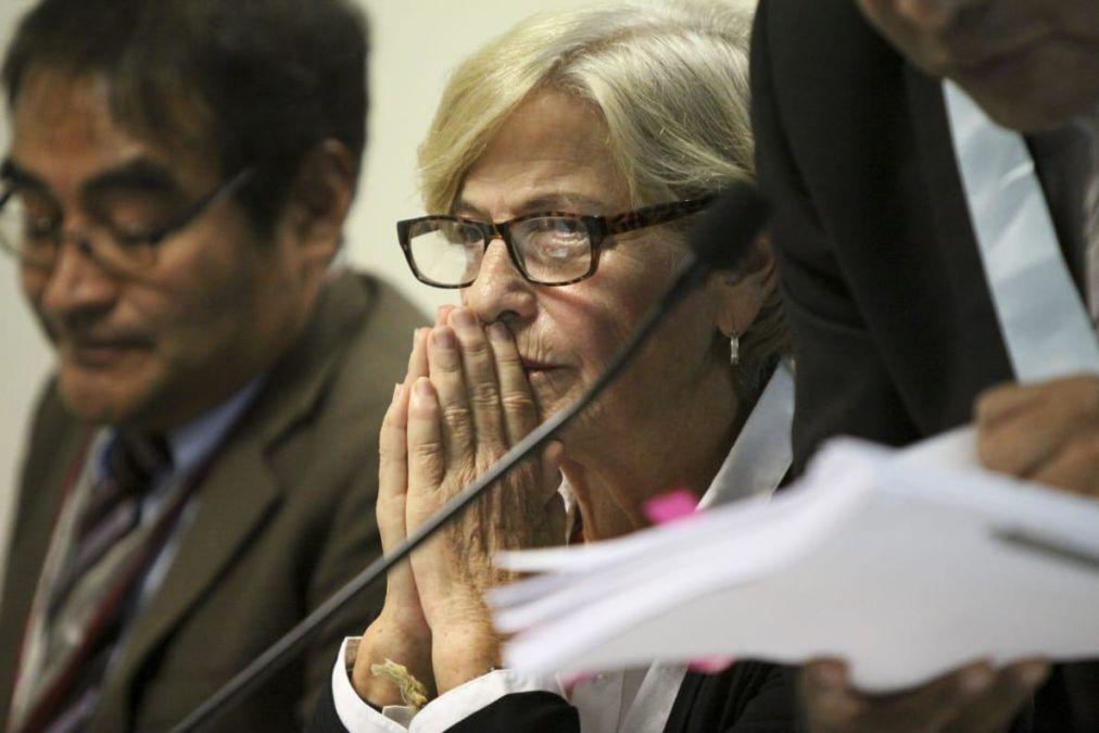 Poder Judicial dictó 18 meses de prisión preventiva para Susana Villarán