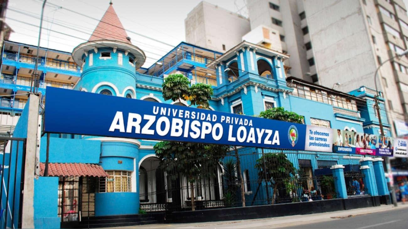 Sunedu denegó licencia institucional a la Universidad Privada Arzobispo Loayza