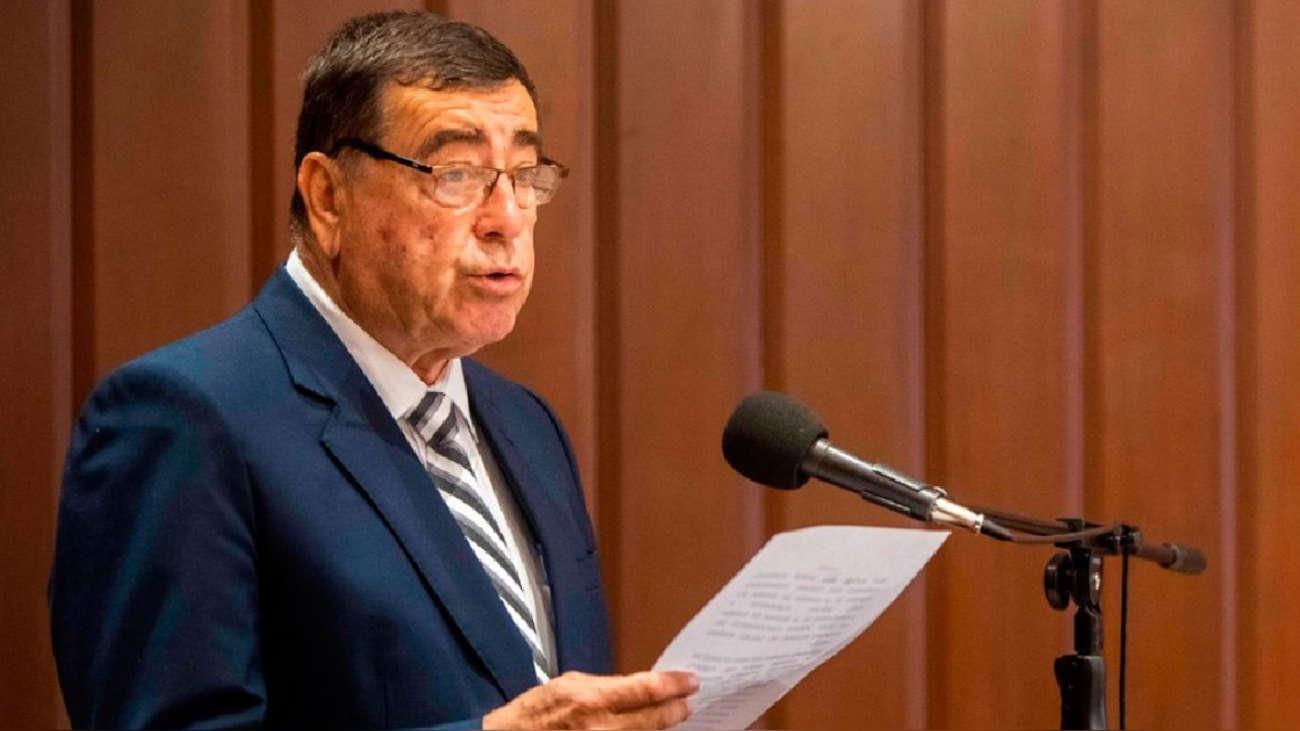 Gobernador del Callao es acusado de tener nexos con líder de banda criminal