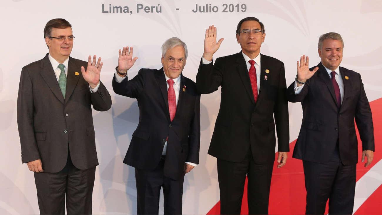 Medioambiente, libre comercio y nuevos miembros: Las claves de la XIV Cumbre Alianza del Pacífico