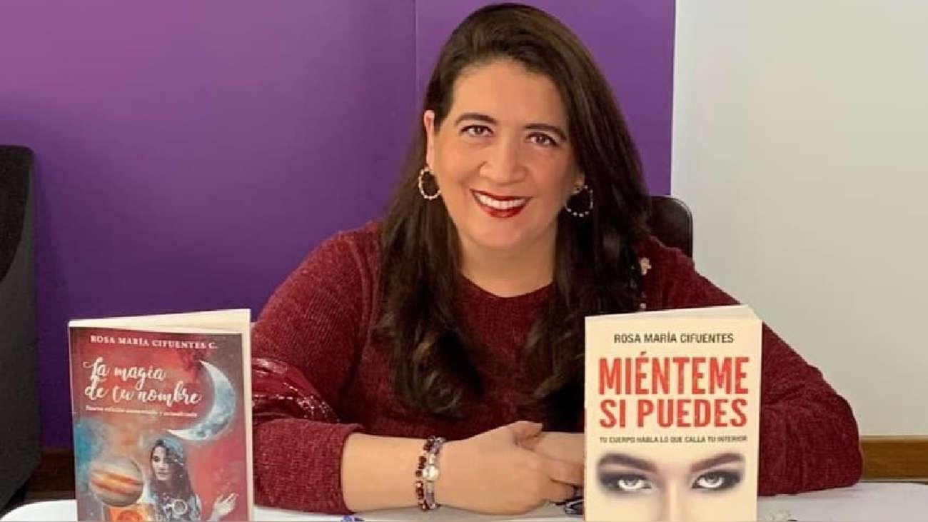 Fil Lima 2019 Rosa Maria Cifuentes Mienteme Si Puedes Y Un Manual Para Reconocer Si Alguien Te Engana Rpp Noticias