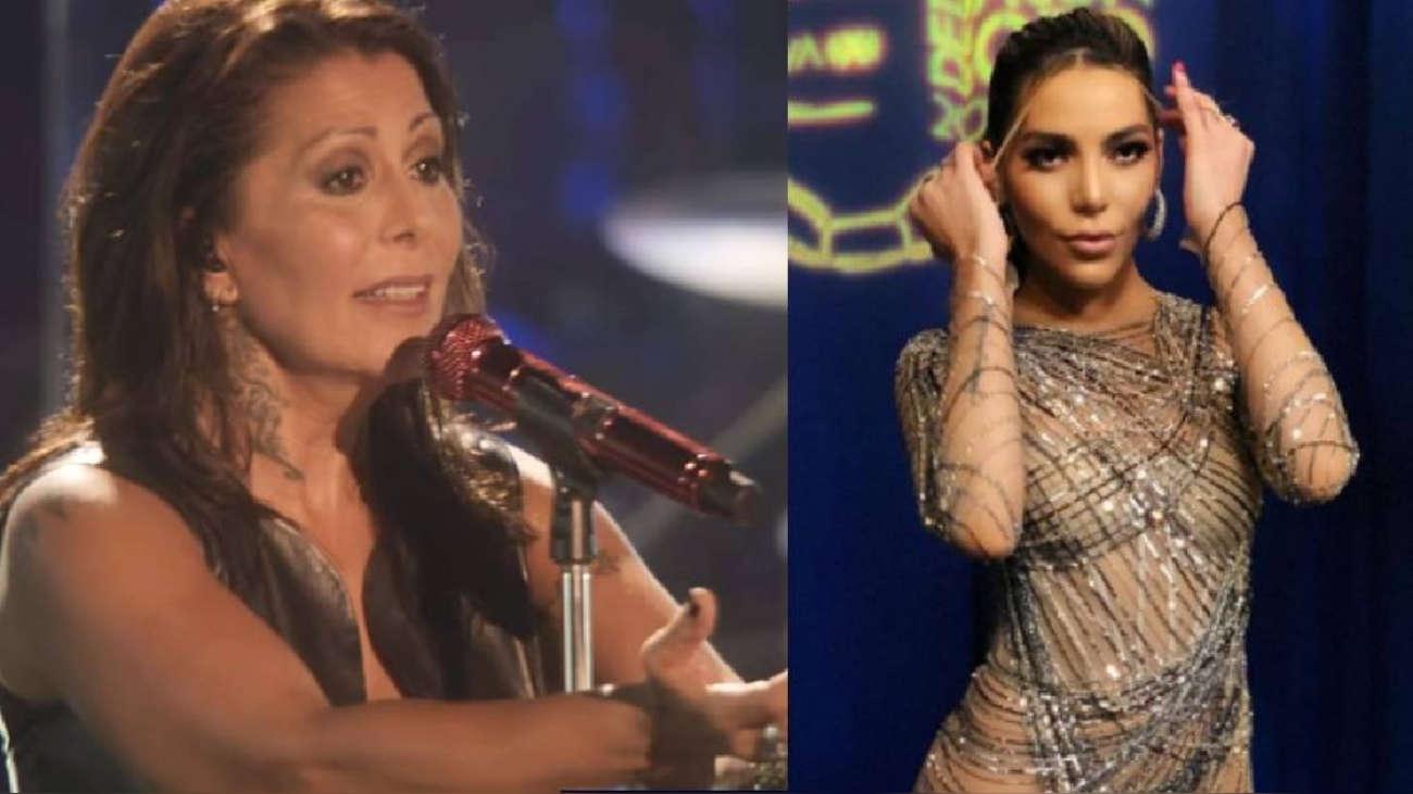 Hija De Alejandra Guzmán Asegura Que Su Madre No Escribió La Canción Yo Te Esperaba Rpp Noticias