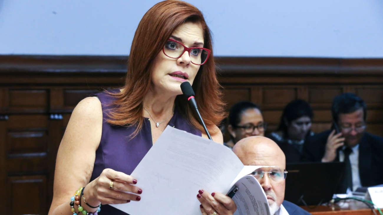 Mercedes Aráoz sobre propuesta de adelanto de elecciones: