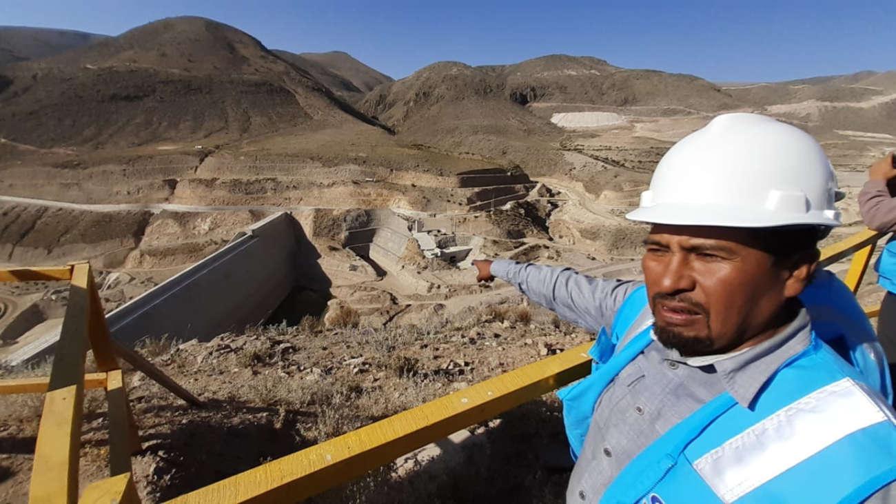 Gobierno y dirigentes de Moquegua inspeccionaron las instalaciones del proyecto Quellaveco