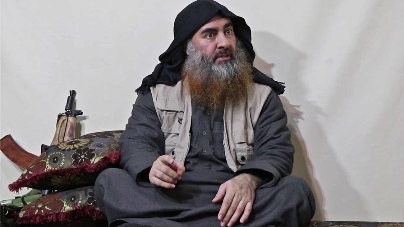 Murió el líder de ISIS en un ataque militar de Estados Unidos al norte de Siria