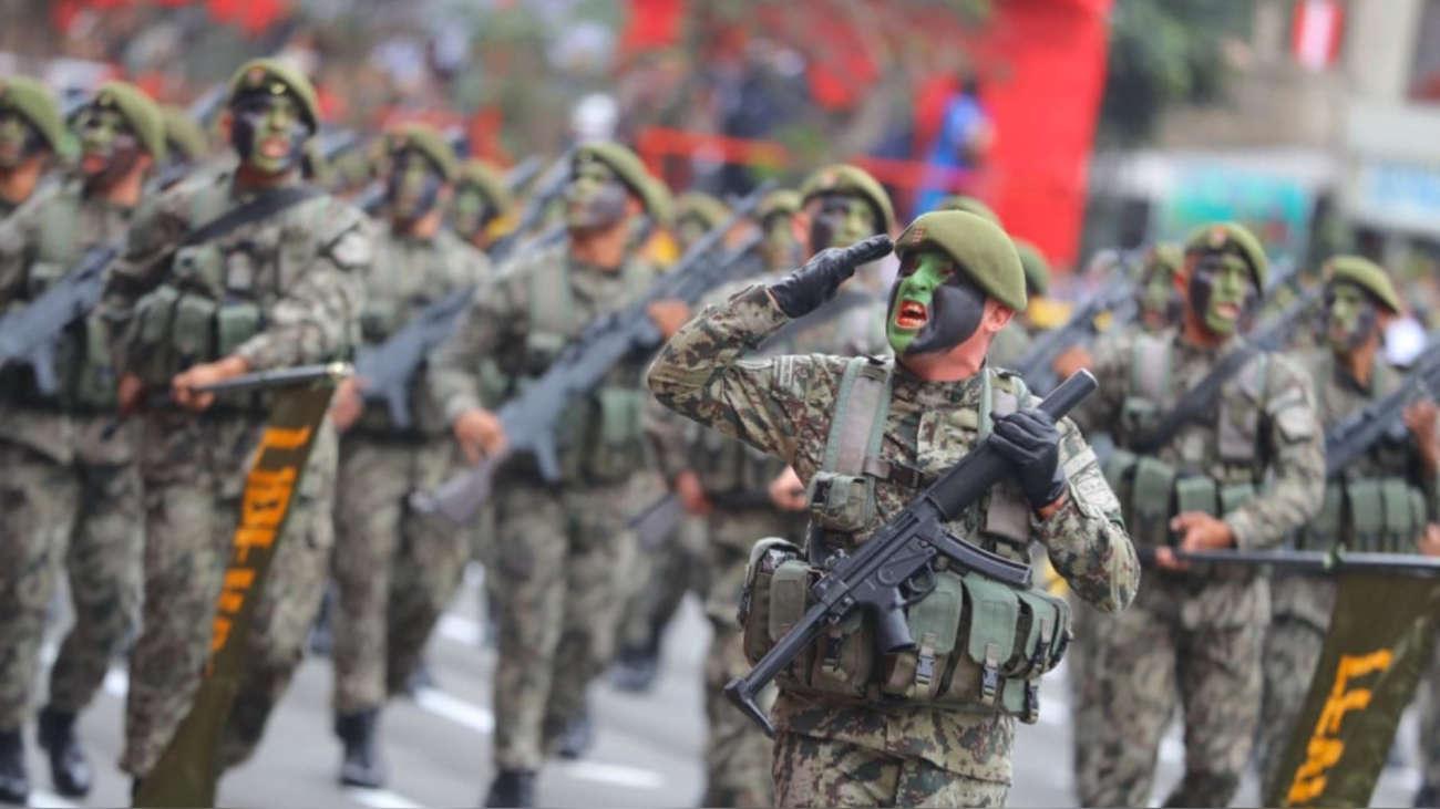 Ranking De Poderio Militar Peru Es La Cuarta Fuerza Armada Mas Poderosa De Latinoamerica Rpp Noticias