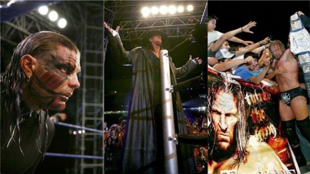 Hace 11 años, The Undertaker, Edge, Triple H y más luchadores de WWE llegaban a Perú con SmackDown