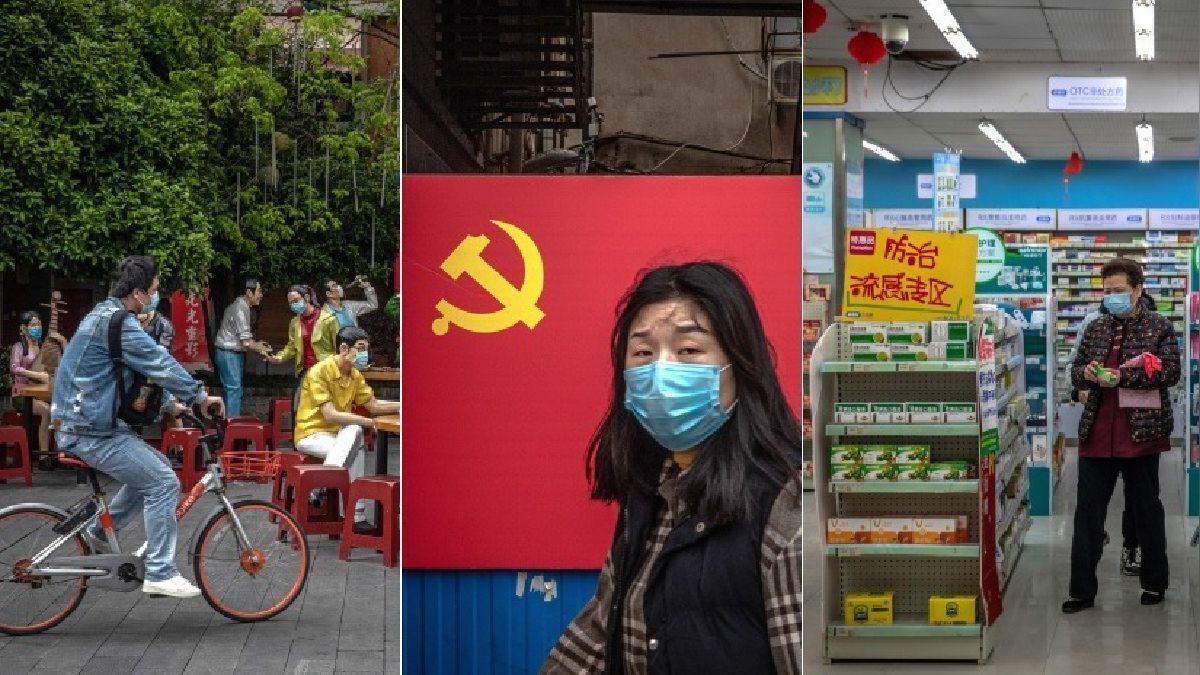 Miedo y cautela: así se vive en Wuhan, donde surgió el coronavirus, en su lenta reapertura [FOTOS]