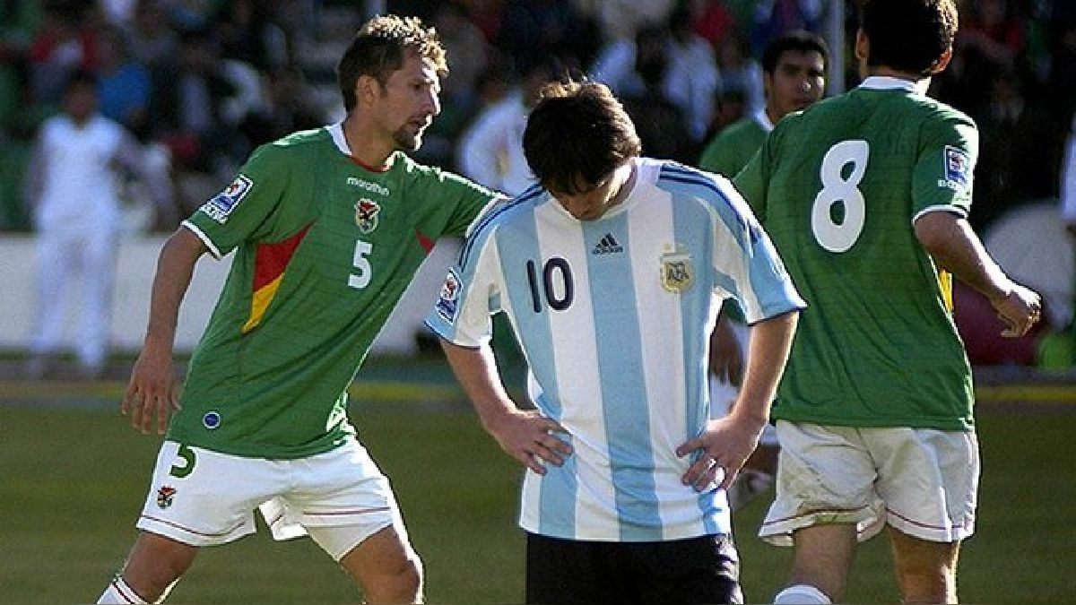 YouTube VIRAL | Se cumplen once años del 6-1 de Bolivia a Argentina | VIDEO | Lionel Messi | RPP Noticias