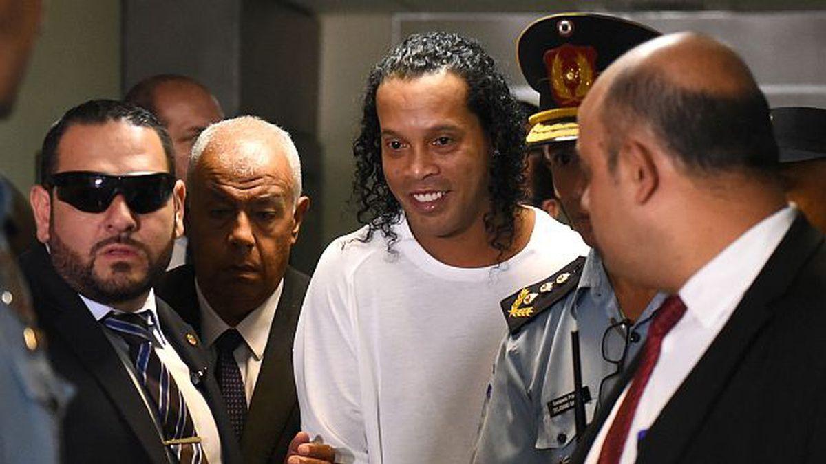 Así es el exclusivo hotel donde Ronaldinho cumplirá arresto domiciliario en Paraguay tras dejar la cárcel