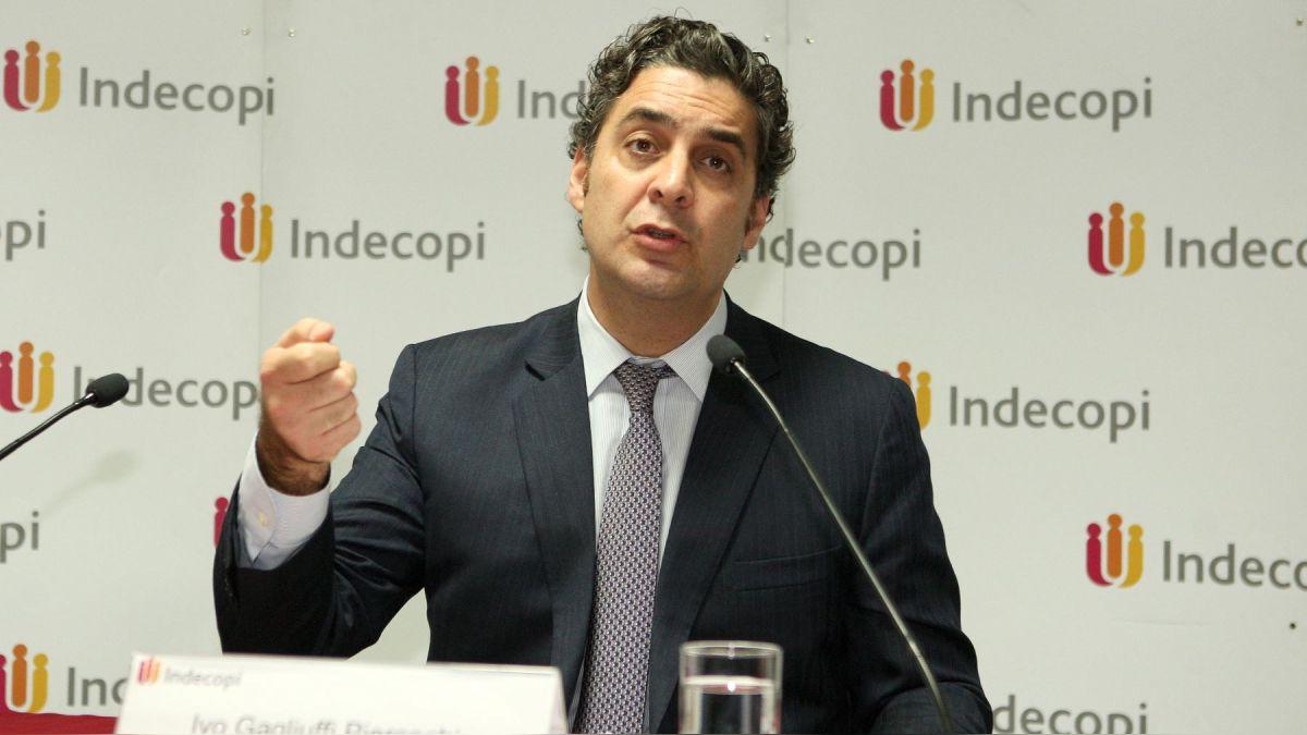 Ivo Gagliuffi renunció a la presidencia del Indecopi   RPP Noticias