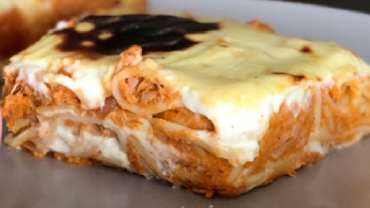 Receta De Pastel De Fideos Con Atún Prepara Este Fácil Plato En Casa Paso A Paso Gastronomía Peruana Coronavirus Perú Rpp Noticias