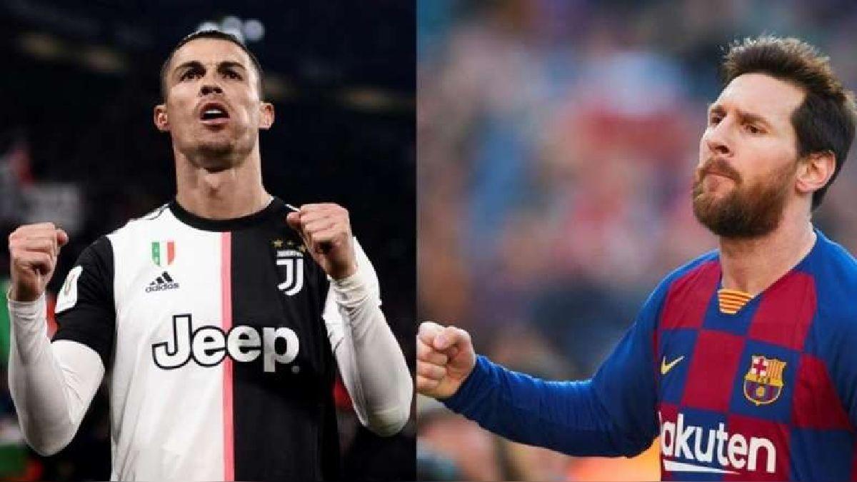 Lionel Messi Con Barcelona Y Cristiano Ronaldo Con Juventus Se Enfrentaran En La Fase De Grupos De Champions League Rpp Noticias