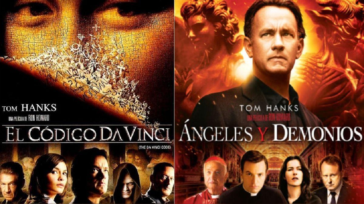 Netflix El Código Da Vinci Y ángeles Y Demonios Plataforma Agrega A Su Catálogo Las Películas Protagonizadas Por Tom Hanks Dan Brown Rpp Noticias