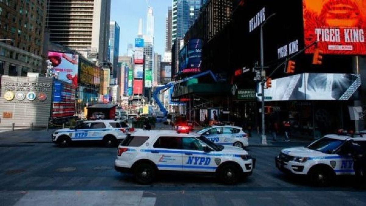Estados Unidos: Dueño de un bar atropella a policía que iba a multarlo por violar normas de COVID-19 | RPP Noticias