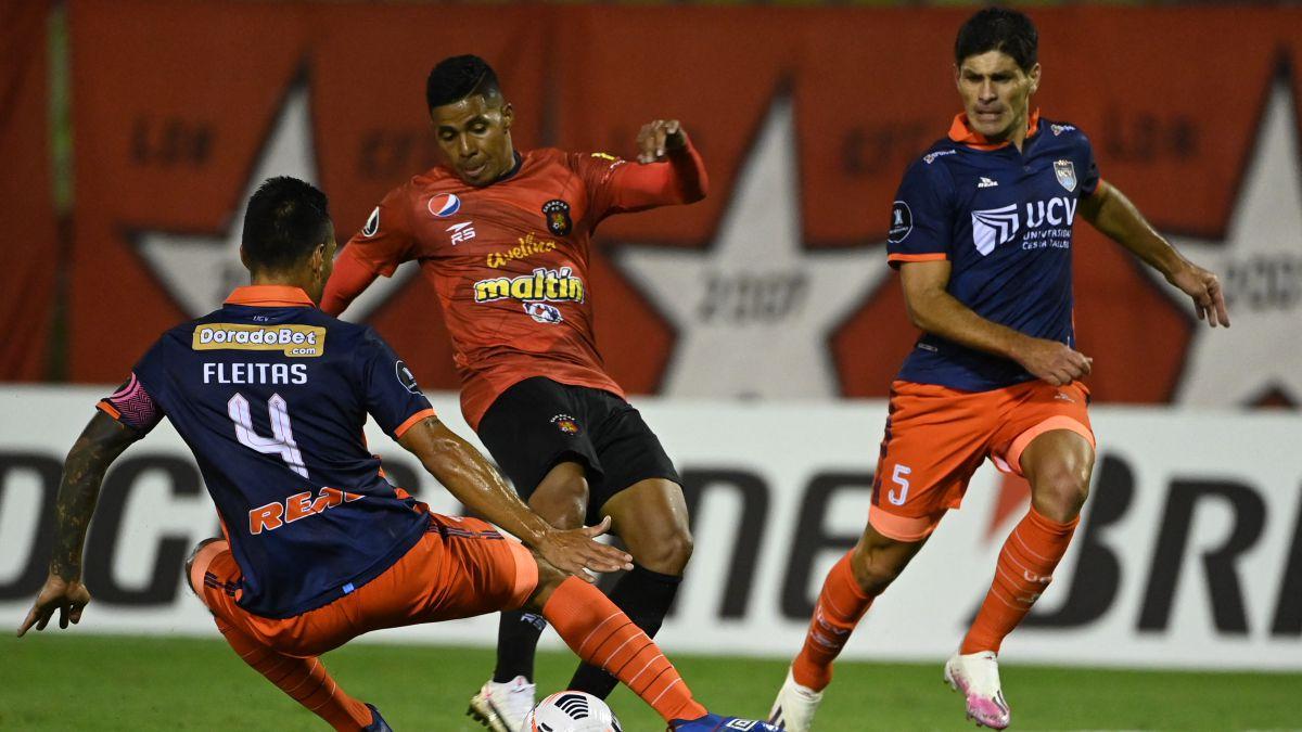 VER GOLES Cesar Vallejo perdió 2-0 ante Caracas FC y fue eliminado de la Copa Libertadores 2021 | RESUMEN Y HIGHLIGHTS | PERÚ | VENEZUELA | RPP Noticias