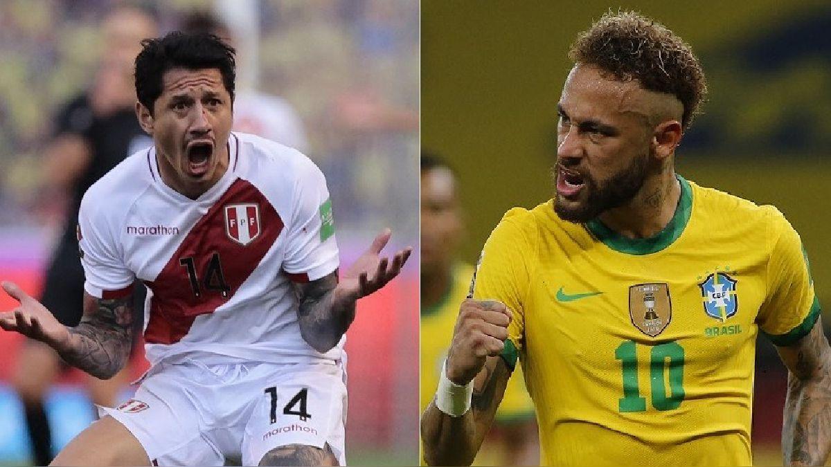 VER RESUMEN Brasil venció 4-0 a Perú por la fecha 2 del grupo B de la Copa  América 2021 | GOLES y HIGHLIGHTS | Neymar | VIDEO | RPP Noticias